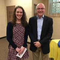 Rachel Partington 2019 Scholarship Winner